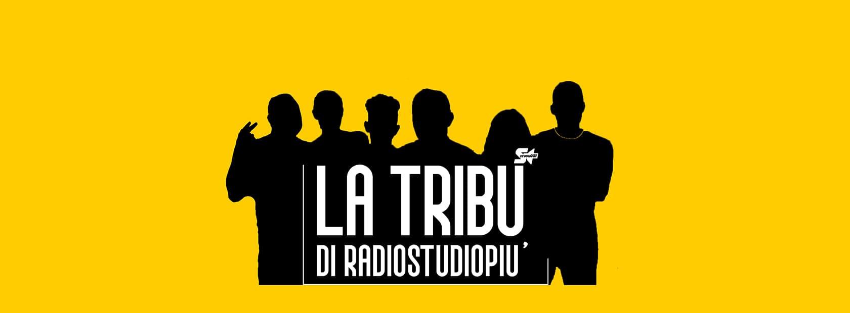la tribu di radio studiopiu