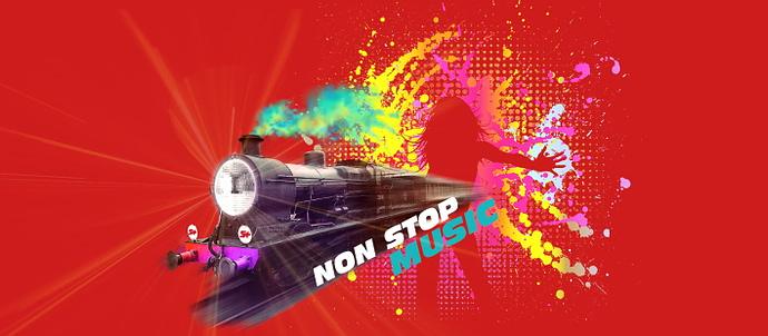 Non stop Music - programma studiopiù sicilia