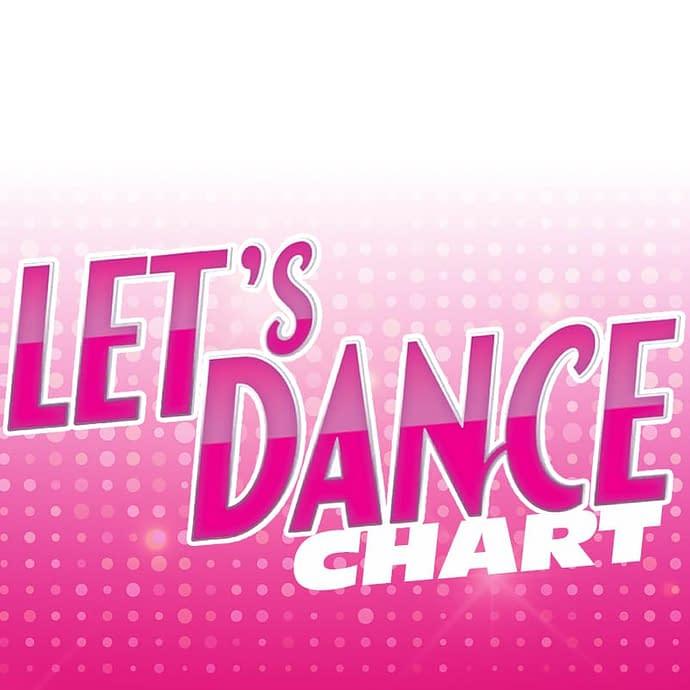 let's dance chart