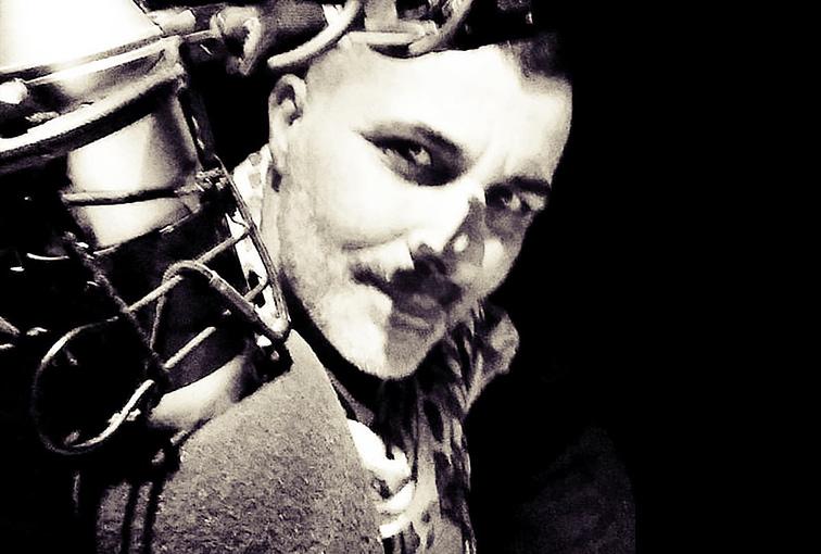 Frankie Gada, DJ, producer, radio studiopiu